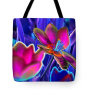 Spring Tulips - Photopower 3151 Tote Bag