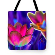 Spring Tulips - Photopower 3152 Tote Bag