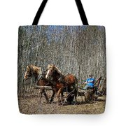 Spring Twitch Tote Bag