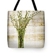 Spring Vase Tote Bag