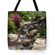 Spring Waterfall Tote Bag
