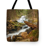 Spring Waterfall Tote Bag