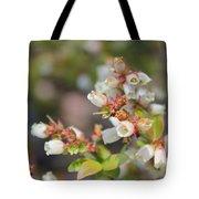 Spring Wildflower Tote Bag