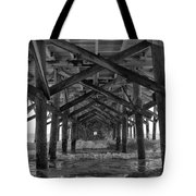 Springmaid Pier In Myrtle Beach South Carolina Tote Bag