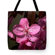 Springs Bloom Tote Bag