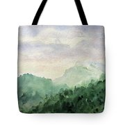 Springs First Kiss Tote Bag