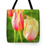 Spring's Garden Tote Bag