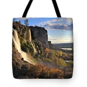 Springs Of Thousands Tote Bag