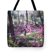 Spring's Passion 2 Tote Bag