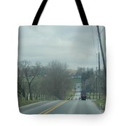 Spring's Promise Is Showing Tote Bag