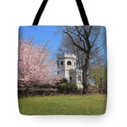 Springtime At The Botanical Garden Tote Bag
