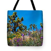 Springtime At The Canyon Tote Bag