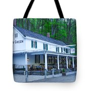 Springtime At The Valley Green Inn Tote Bag