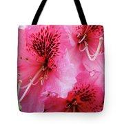 Springtime Azalea Tote Bag