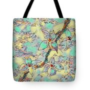 Springtime Blossoms Tote Bag