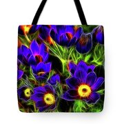 Springtime Fire Tote Bag