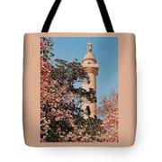 Springtime In Baltimore # 4 Tote Bag