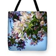 Springtime In Bloom Tote Bag