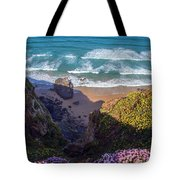 Springtime In Cornwall Tote Bag
