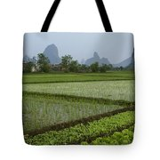 Springtime In Guangxi Tote Bag