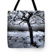 Springtime In Infrared Tote Bag