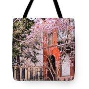 Springtime In Lincoln Park Tote Bag