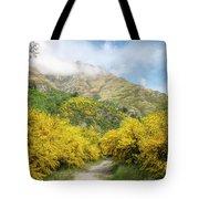 Springtime In New Zealand Tote Bag