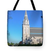 Springtime In Radnor - Villanova University Tote Bag