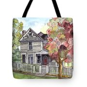 Springtime In The Country Tote Bag