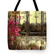 Springtime In The Swamp Tote Bag