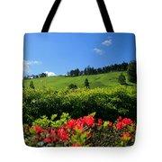 Springtime Landscape Tote Bag