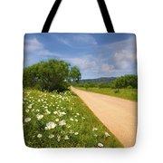 Springtime On The Loop Tote Bag