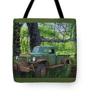 Springtime Power Tote Bag