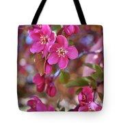 Springtime Romance Tote Bag