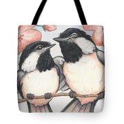 Springtime Sweethearts Tote Bag