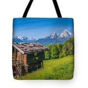 Springtime Wonderland Tote Bag