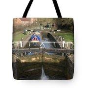 Springwell Lock Rickmansworth Tote Bag