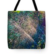 Sprinkler Fun Tote Bag