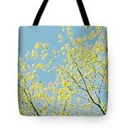 Sprint Blossom  Tote Bag