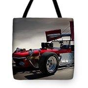 Sprint Car Tote Bag