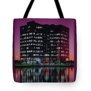 Sprint-metcalf Sunset Tote Bag