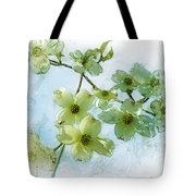 Sprintime In Our Back Yard Tote Bag