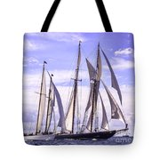 Sprinting Toward The Finish Tote Bag