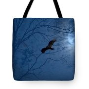 Sprit In The Sky Tote Bag