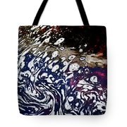 Sprites Aflight Tote Bag