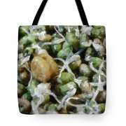 Sprouts And Other Healthy Food Tote Bag