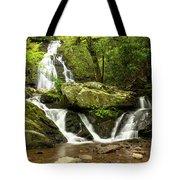 Spruce Flats Falls 2 B Tote Bag
