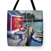 Spruce Head Island, Maine Tote Bag
