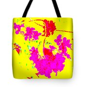 Sprung Tote Bag by Eikoni Images