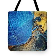 Spur Shadow On Stone Tote Bag